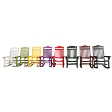 Heritage Traditional Rocker Chair