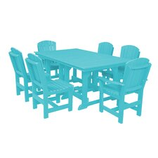Find Heritage 7 Piece Dining Set