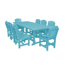 Heritage 9 Piece Dining Set