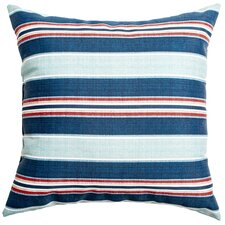 Sunline Vesper Stripe Decorative Indoor/Outdoor Throw Pillow (Set of 2)