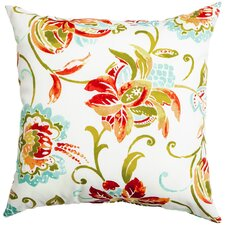 Sunline Jean Decorative Indoor/Outdoor Throw Pillow
