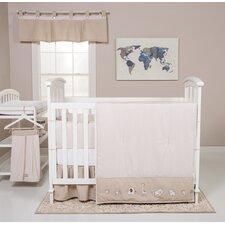 Quinn 3 Piece Crib Bedding Set
