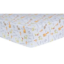 What Pet Should I Get? Fitted Crib Sheet