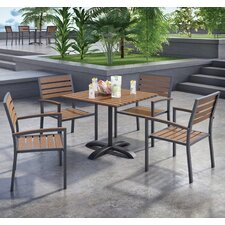 Eveleen 5 Piece Dining Set