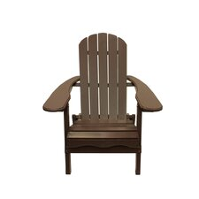 Folding Outdoor Patio Adirondack Seating Group