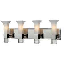 Lotus 4-Light Vanity Light