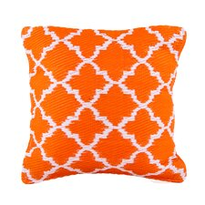World Outdoor Throw Pillow