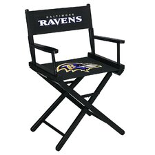 Looking for NFL Table Height Director Chair