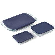 Easy Grab 6 Piece Bakeware Set