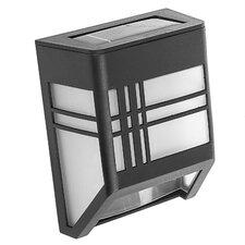 Solar 1-Light LED Deck Light