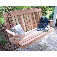 Top Reviews Cedar Porch Swing