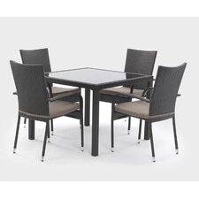 Lincoln 4 Seater Dining Set