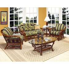 Amarillo 5 Piece Deep Seating Group with Cushions