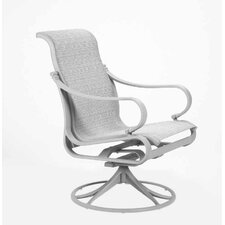 Torino Sling Swivel Rocking Chair