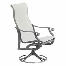 Montreux Sling High Back Swivel Rocking Chair