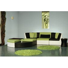 Mobilis Sectional with Cushions