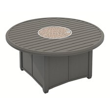 Banchetto Round Fire Pit Table