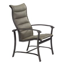 Ovation Padded Sling Dining Arm Chair