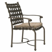 Sorrento Dining Arm Chair with Cushion