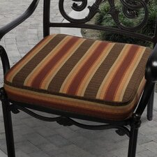 Outdoor Sunbrella Dining Chair Cushion