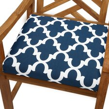 Bree Outdoor Dining Chair Cushion