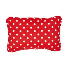 Corded Dots Outdoor Lumbar Pillow (Set of 2)