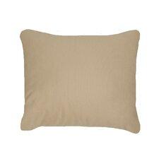 Knife Edge Indoor Outdoor Sunbrella Lumbar Pillow (Set of 2)