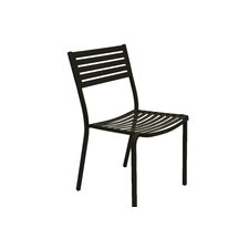 Lovely Allie Stacking Dining Side Chair (Set of 4)