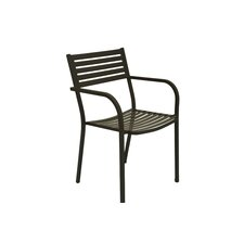 Herry Up Allie Stacking Dining Arm Chair (Set of 4)