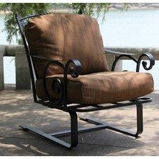Venetia Club Spring Arm Chair with Cushion