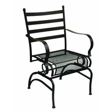 Renata Coil Spring Dining Arm Chair (Set of 2)
