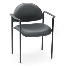 Contemporary Stackable Guest Chair