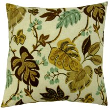 Dramatique Indoor/Outdoor Throw Pillow