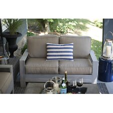 Soho Loveseat with Cushions