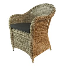 Norah Dining Arm Chair with Cushion