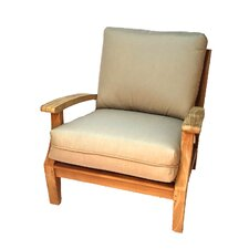 Atlantic Club Chair with Cushion