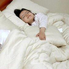 Organic Merino Wool Crib Comforter