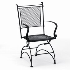 Modern Bradford Coil Spring Dining Arm Chair