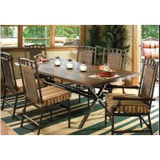 Good stores for Chatham Rectangular Dining Table with Faux Wood Top