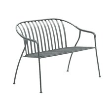 Valencia Stacking Metal Garden Bench
