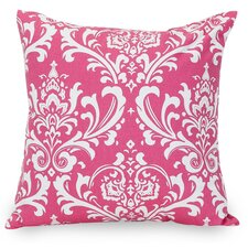 French Quarter Cotton Throw Pillow