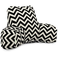 Chevron Indoor/Outdoor Bed Rest Pillow