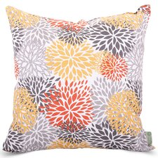 Blooms Indoor/Outdoor Throw Pillow