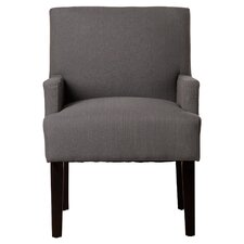 Work Smart Main Street Guest Arm Chair