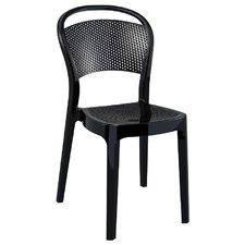 Bee Stacking Dining Side Chair (Set of 2)