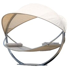 Textilene Hammock with Stand
