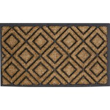 Fortress Double Diamond Doormat