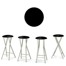 Coffee 30'' Bar Stool (Set of 4)