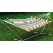 Castaway Large Quilted Polyester Tree Hammock