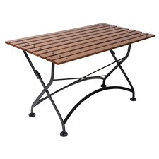 Best #1 French Bistro European Caf? Folding Coffee Table